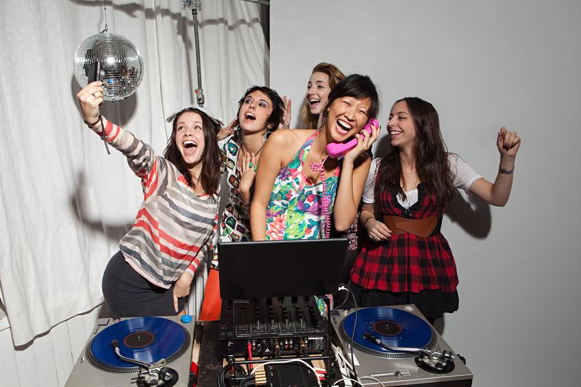 DJ pour anniversaire d'enfants
