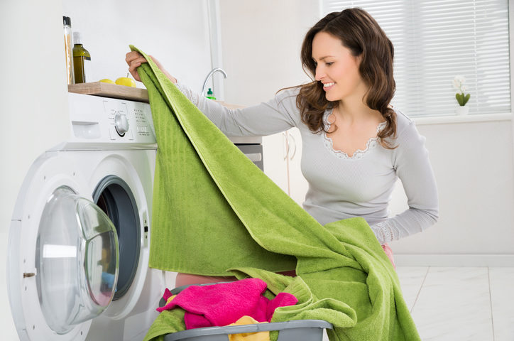 service lave-linge à domicile