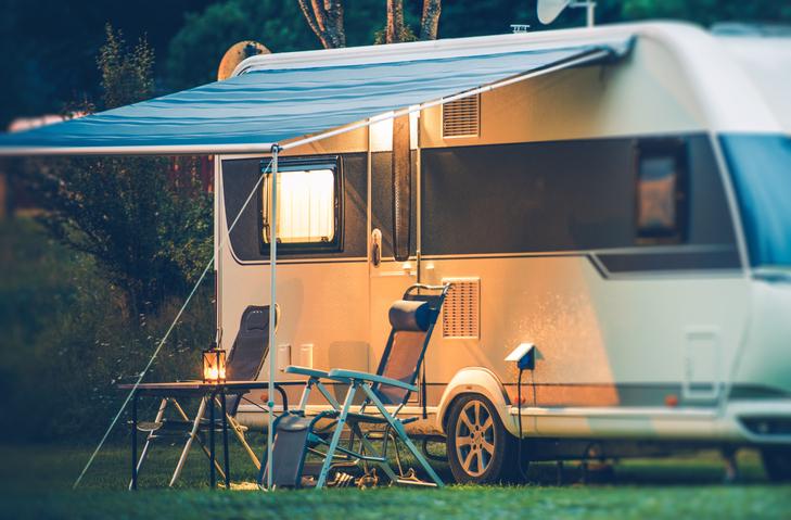 Le camping chez des particuliers solution pour les petits budgets - Camper chez l habitant ...