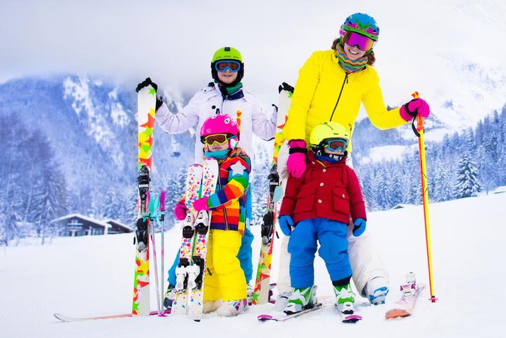 louer tout l'équipement de ski
