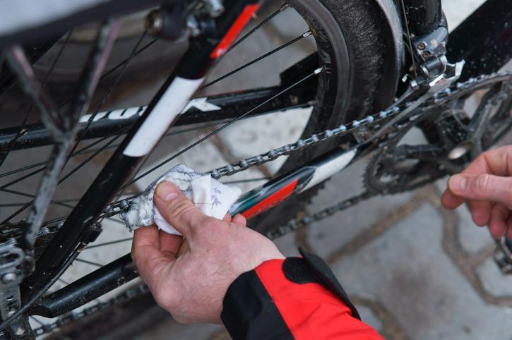 réviser les vélos