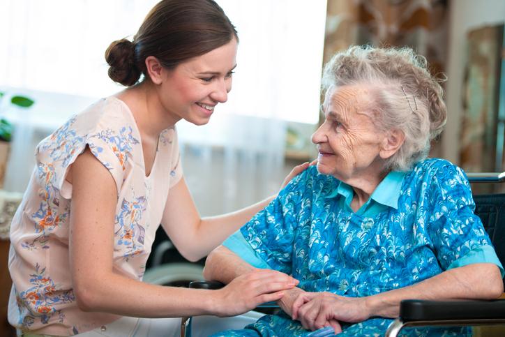 visiteur personnes âgées