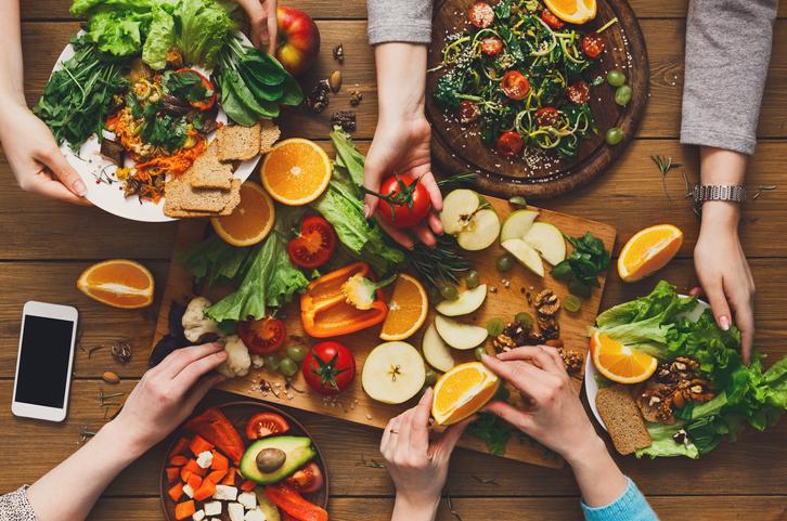 Manger vegan ou végétarien